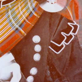Scots guard (detail)